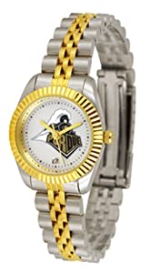 Purdue Boilermakers Ladies Executive Watch by Suntime by SunTime