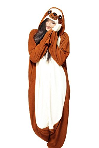 WOTOGOLD-Animal-Cosplay-Costume-New-Sloth-Adult-Pajamas