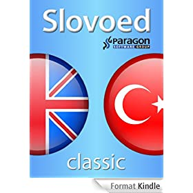 Slovoed Classic Turkish-English dictionary (Slovoed dictionaries) (English Edition)