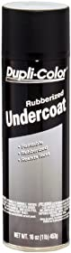 Dupli-Color (UC101-12 PK) Black Undercoat - 16 oz. Aerosol, (Case of 12)