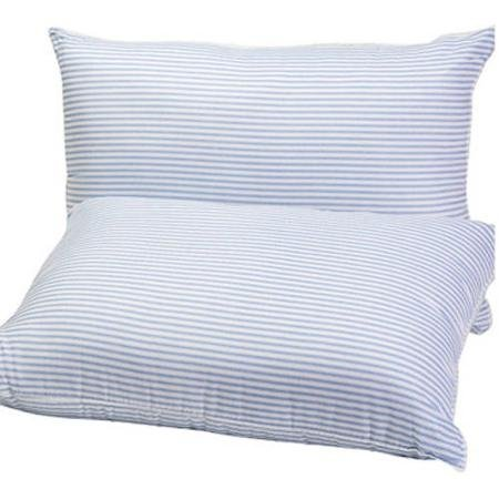 Why Should You Buy Mainstays Huge Pillow, Set of 2 and Fits both standard and queen size pillowcases