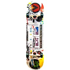 Click here to buy Airwalk Undone Radio Skateboard by Airwalk.