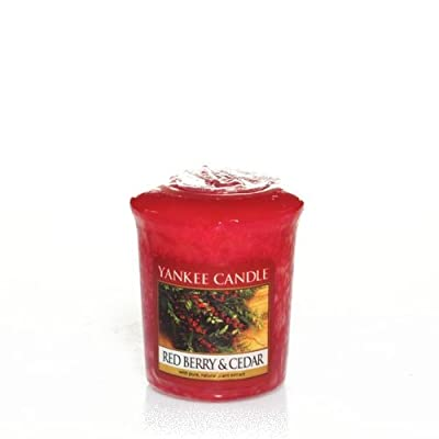 Yankee Candle Christmas - Red Berry Cedar Sampler by Yankee Candle