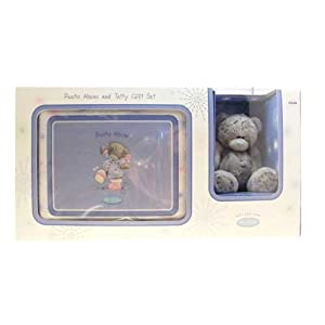 Me to You Bear Photo Album and Bear Gift Set