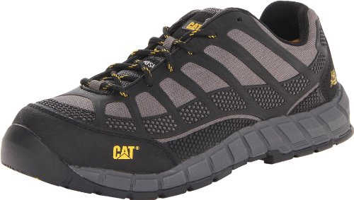 Caterpillar Men's Streamline Comp Toe Running Shoe,Medium Charcoal,9 M US (Caterpillar Boots For Kids compare prices)
