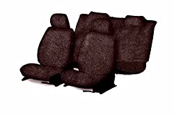Speedwav T3 Sweat Control Coffee Towel Seat Covers-Tata Tiago
