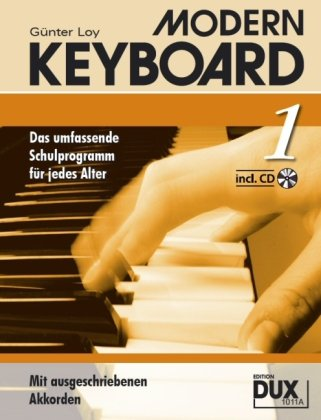 Cover Modern Keyboard Band 1