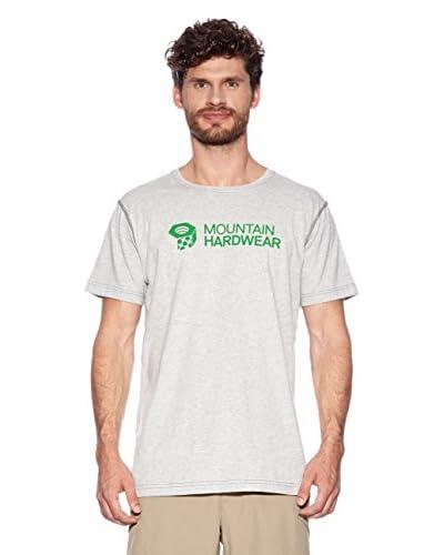 Mountain Hardwear T-Shirt Graphic S/S T - [Grigio]