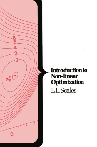 Introduction to Non-Linear Optimization (Computer Science)