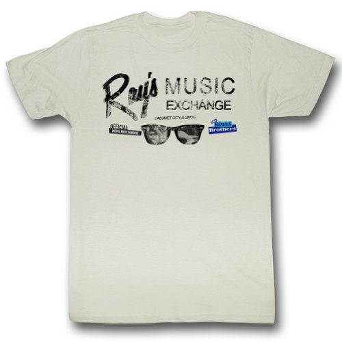 Blues Brothers - Rays T-Shirt Size XXL