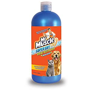 Mr Muscle Oxy Urine Destroyer Fresh Scent, 945 ml