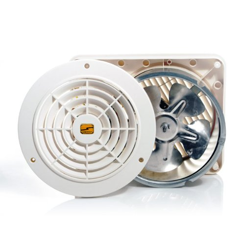 Thruwall Room To Room Fan : Suncourt tw thru wall fan variable speed hardwire home