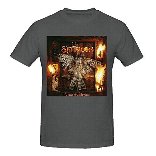 Satyricon Nemesis Divina Tee Shirts Uomos