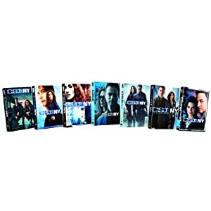 CSI: NY - Seasons 1-7 movie