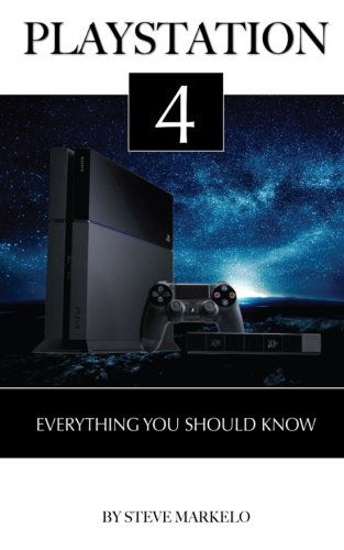 Playstation 4 Books