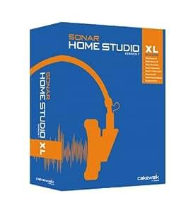 Sonar Home Studio 7 XL (PC DVD)