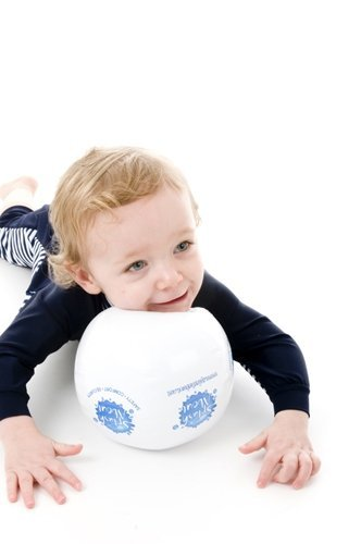 Splash About - Baby Pool/Beach Ball (Inflatable Ball Ideal For Little Hands) front-209533