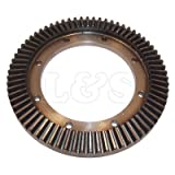 Bevel Gear Ring (70 Tooth) for Benford CT 5 / 3.1/2 Mixer - L&S Engineers