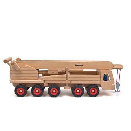 Mobile Crane (Fagus)