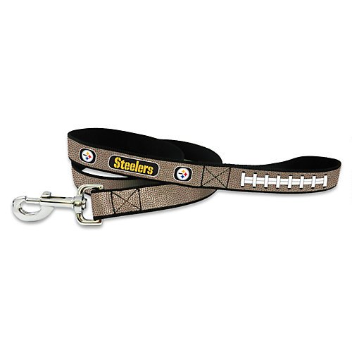 NFL Pittsburgh Steelers Reflective Football Leash