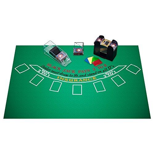 Trademark Commerce 10-ACCBJSET Blackjack Accessories Set 10-ACCBJSET