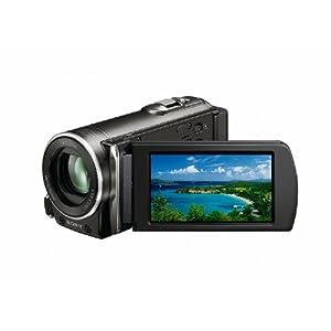 Sony HDR-CX150 16GB High Definition Handycam Camcorder (Black)