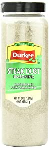 Durkee Steak Dust, 29-Ounce Containers (Pack of 2)