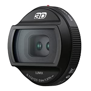 Panasonic Lumix 12.5mm f/12 3D G Lens