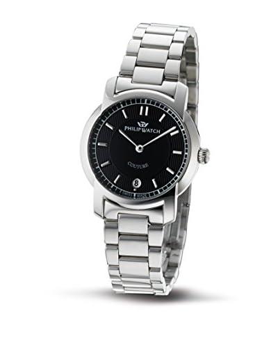 Philip Watch Reloj Couture Plateado 32 mm