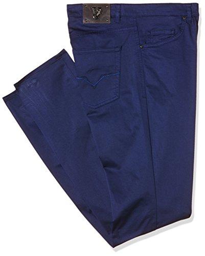 Versace Jeans - EA2GNB0SC_EHEC33, Pantaloni da uomo, Blu Marino, 42
