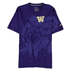2012 Gridiron Washington Huskies Tee by Nike