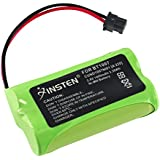 RioRand 2-Pack Replacement Home Cordless Phone Battery (2.4V/1400mah) for Uniden BT1007