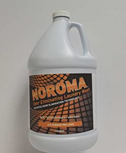 NoRoma Industrial Odor Eliminating Laundry Wash 1 gallon by NoRoma Odor Eliminator
