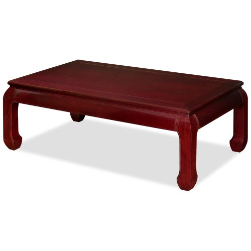 Rosewood Ming Style Rectangular Coffee Table