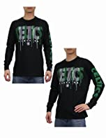 NBA Boston Celtics Mens Athletic Long Sleeve Pullover T Shirt by NBA