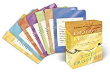 Emotional Repair Kit: 50 Tools to Liberate Yourself from Negative Emotions [Cards] — by Judith Orloff
