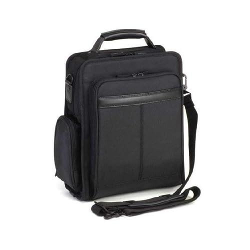 ・ビジネスショルダーバッグ(縦型)26cm【A4サイズ対応・立型】33539-01クロ
