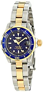 "Invicta Women's 8942 ""Pro Diver"" Stainless Steel Two-Tone Watch"