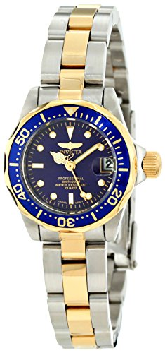 "Invicta Women's 8942 ""Pro Diver"" Stainless Steel Two-Tone Watch image"