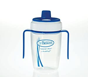 Dr. Brown's Training Cup, Clear