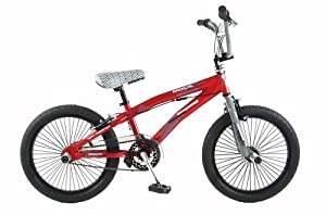 Mongoose Radical Boy's BMX Bike (18-Inch Wheels)
