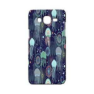 BLUEDIO Designer 3D Printed Back case cover for Samsung Galaxy A7 - G2121