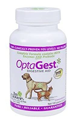 In Clover OptaGest Digestive Aid Dog & Cat Supplement