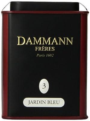 DAMMANN FRERES Jardin Bleu Loose Tea, 3.52 ounce from DAMMANN FRERES