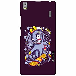 Lenovo K3 Note - PA1F0001IN Back Cover - Silicon Abstract Designer Cases