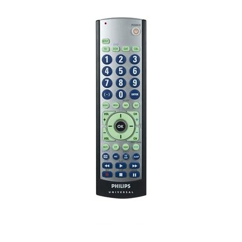 Universal Remote Control Code Finder - Philips