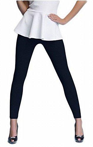 Leggings da donna pantaloni in cotone, 21 diversi colori