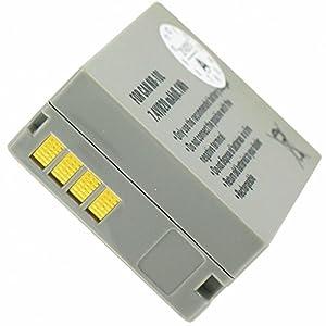 Batterie compatible pour Canon PowerShot G1 X, G15, G16, SX40 HS, SX50 HS