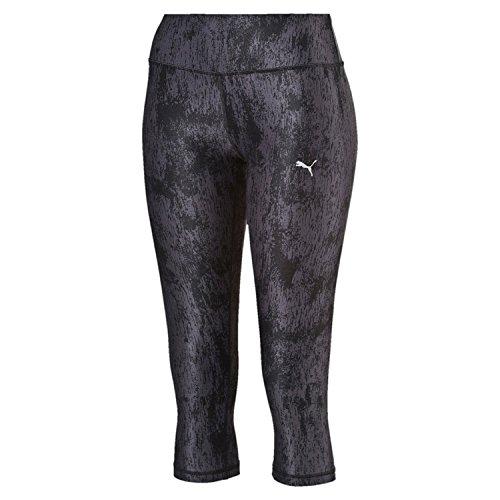 Pantalone donna PUMA tutti gli occhi su ME 3/4 collant, Black-periscopio, XL, 514489 09
