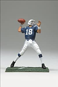 Mcfarlane Toys Indianapolis Colts Peyton Manning Figurine by McFarlane Toys